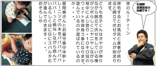 カワキタニュース11月 その3
